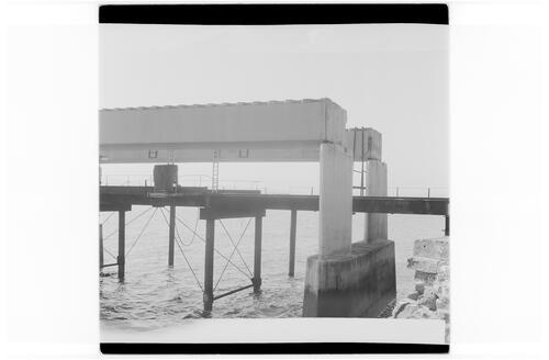 Pier & Box Girders, Tay Bridge.