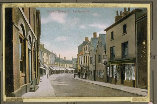 Church Street, Lutterworth.