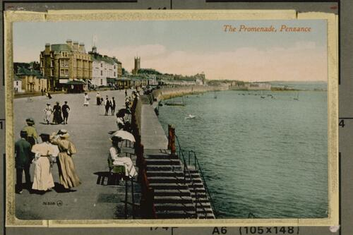 The Promenade, Penzance.