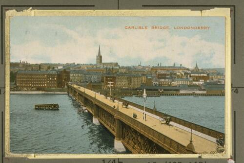 Carlisle Bridge, Londonderry.