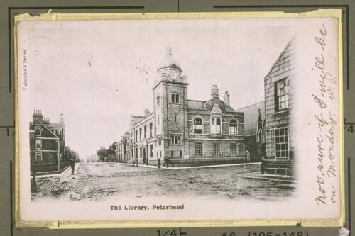 The Library, Peterhead.