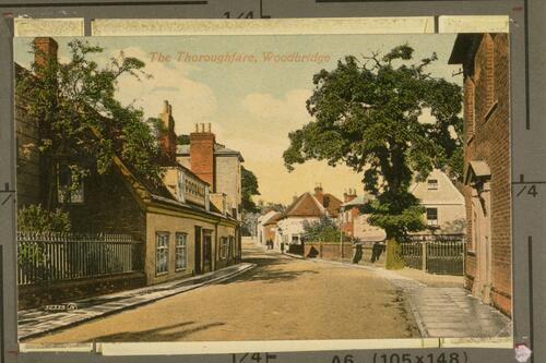 The Thoroughfare, Woodbridge.