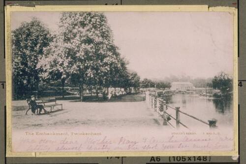 The Embankment, Twickenham.