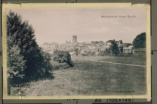 Whitchurch from South.