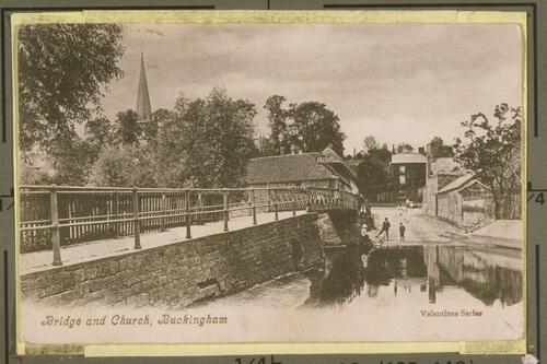 Bridge and Church, Buckingham.