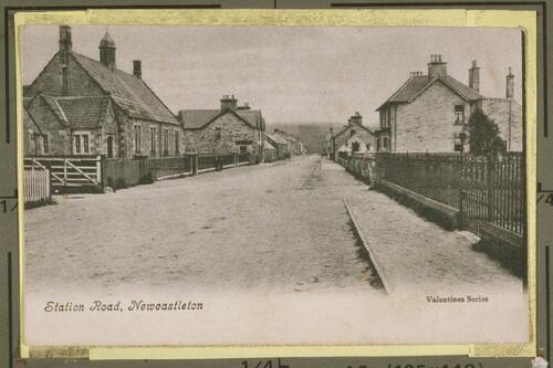 Station Road, Newcastleton.