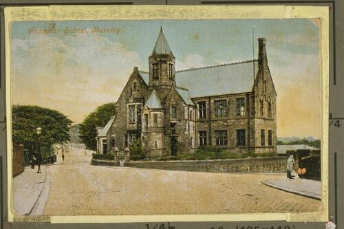 Grammar School, Burnley.