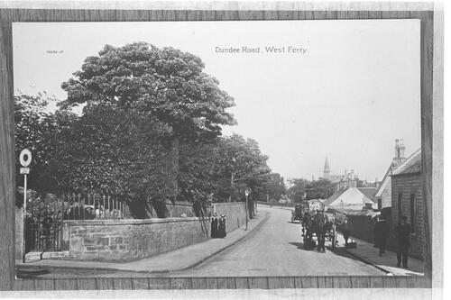 Dundee Road, West Ferry.