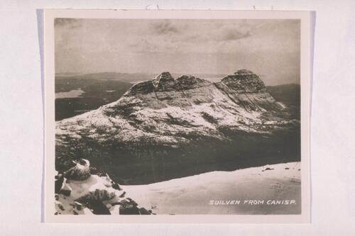 Suilven from Canisp.