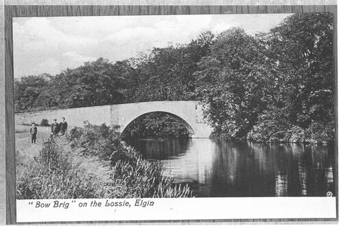 """Bow Brig"", Lossie, Elgin."