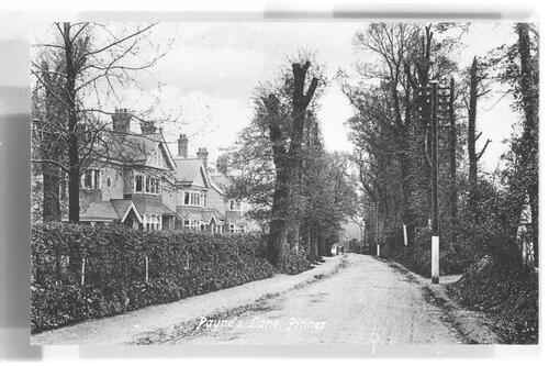 Payne's Lane, Pinner.