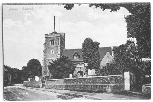 Pinner Church.