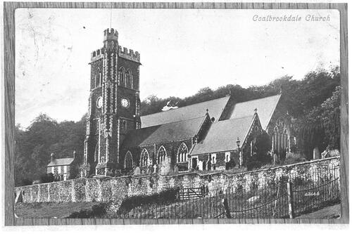 Coalbrookdale Church.