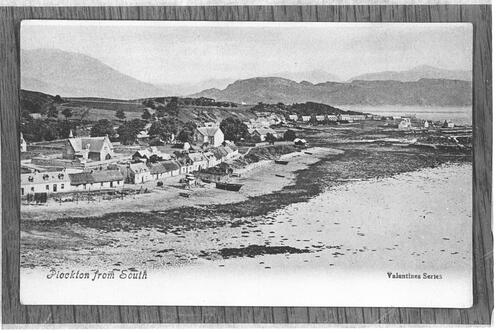 Plockton from South.