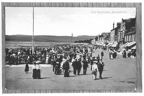 The Esplanade, Helensburgh.
