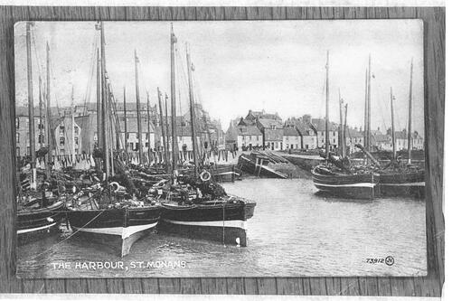 The Harbour, St Monans (Monance)