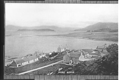 Port Appin.