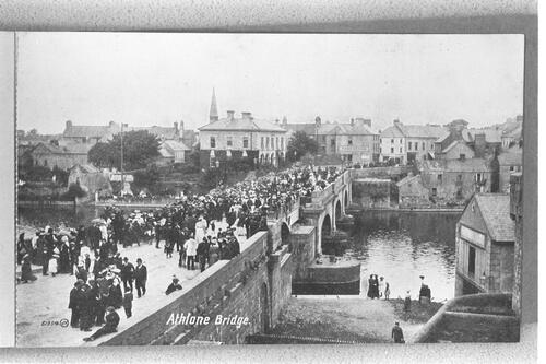 Athlone Bridge.