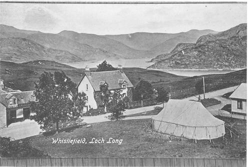 Whistlefield, Loch Long.