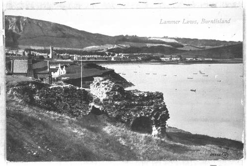 Lammer Law, Burntisland.