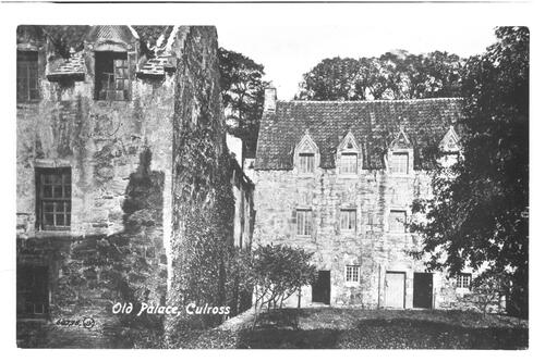 The Old Palace, Culross.