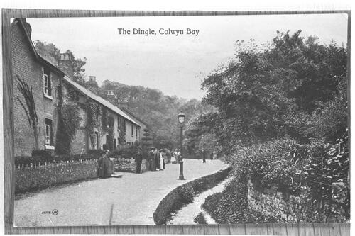 The Dingle, Colwyn Bay.