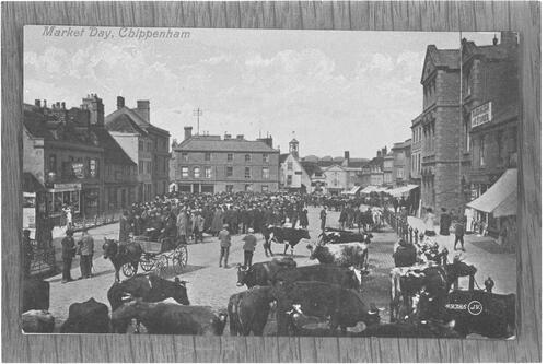 Market Day, Chippenham.
