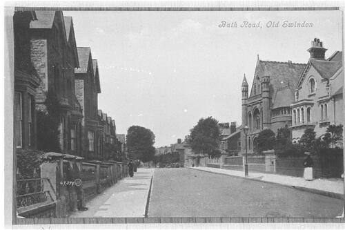 Bath Road, Old Swindon.