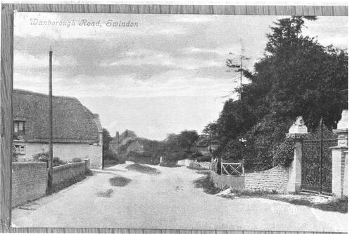 Wanborough Road, Swindon.
