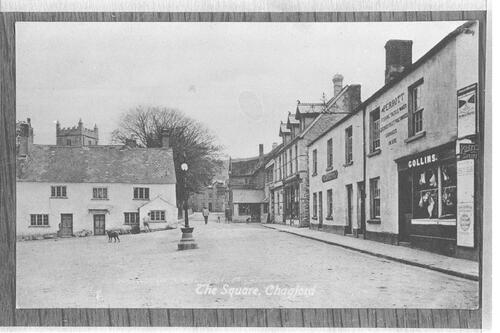 The Square, Chagford.