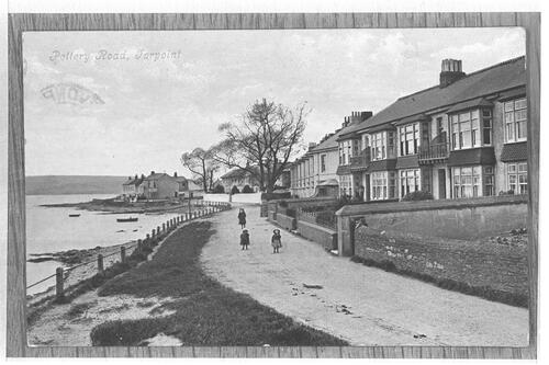 Pottery Road, Torpoint.