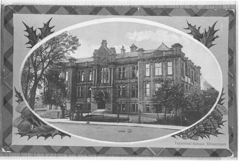 Technical School, Kilmarnock.