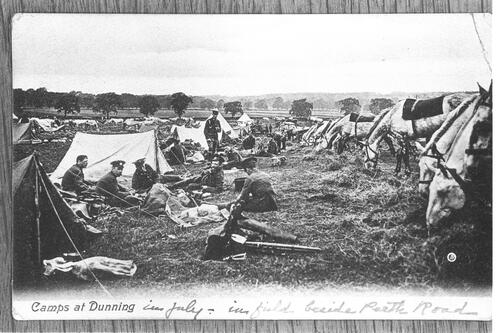 Camps at Dunning.