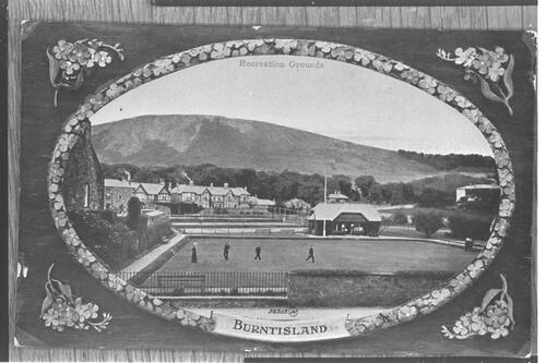 Recreation Grounds, Burntisland.