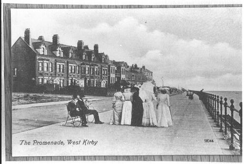 The Promenade, West Kirby.