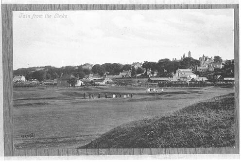 Tain from the Links.