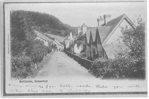 Battleton, Dulverton.
