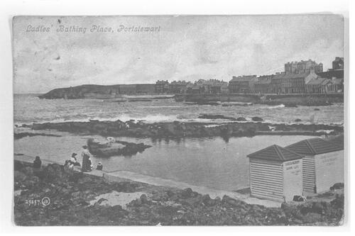 Bathing Place, Portstewart.
