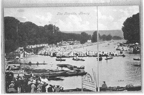 The Regatta, Henley.