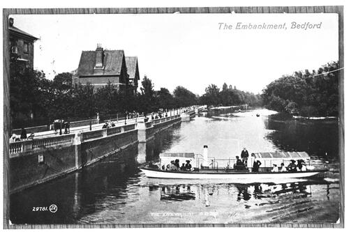 The Embankment, Bedford.