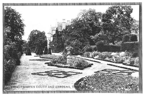 Knightshayes Court, Tiverton.