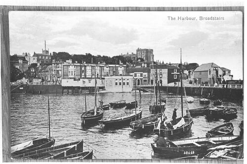 The Harbour, Broadstairs.