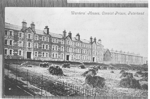 Warders' Houses, Convict Prison.