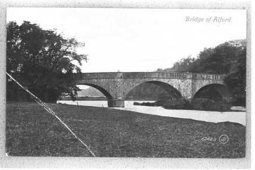 Bridge of Alford.