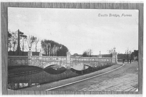Castle Bridge, Forres.