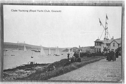 Clyde Yachting (Royal Yacht Club, Gourock).