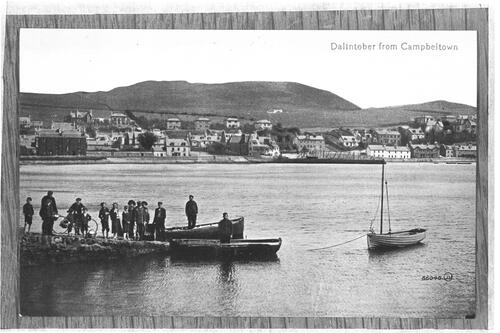 Dalintober from Campbeltown.
