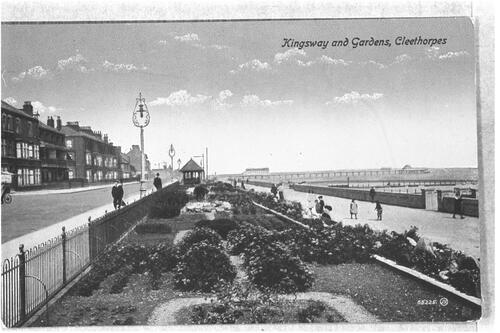 Kingsway and Gardens, Cleethorpes.