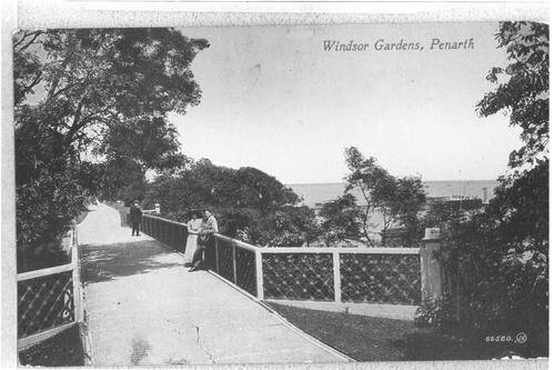 Windsor Gardens, Penarth.