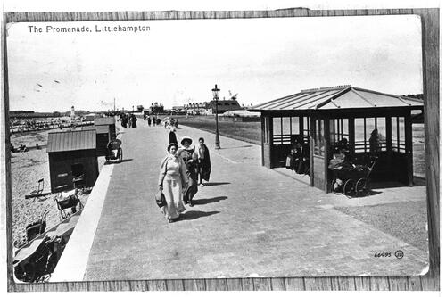 The Promenade, Littlehampton.